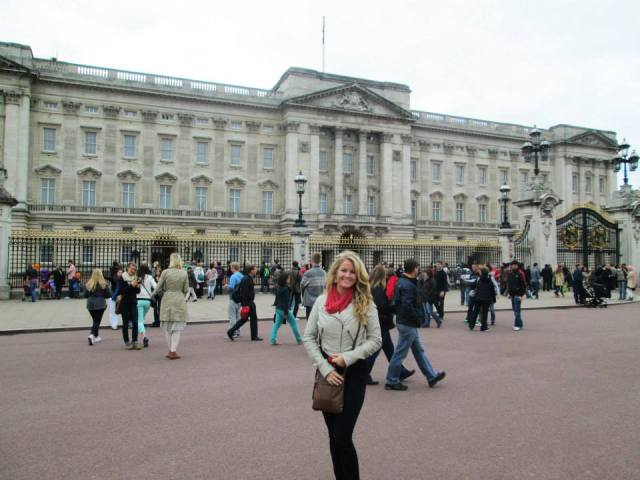 Marissa Study Abroad London