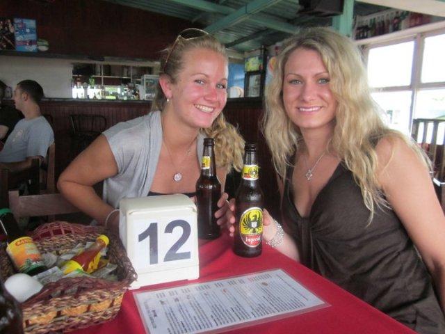 Marissa & Kaylee Costa Rica