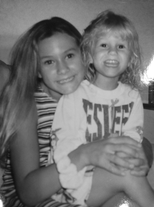 Kaylee & Marissa 1995