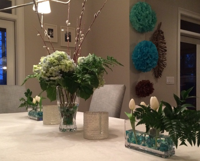 table setting party