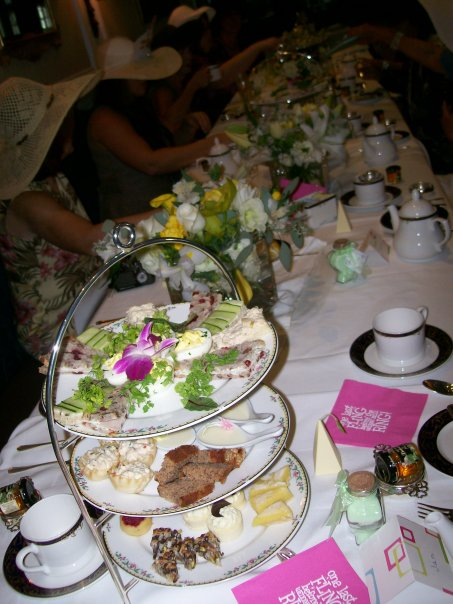 High Tea Raleigh