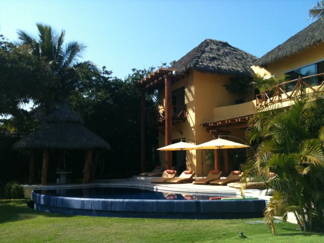 punta mita vacation rental